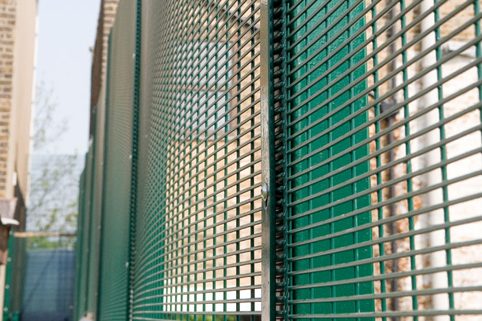 Commercial Fencing from Meopham Fencing