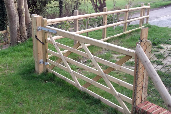 Gates from Meopham Fencing