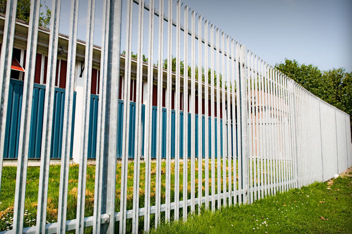 Steel Palisade from Meopham Fencing