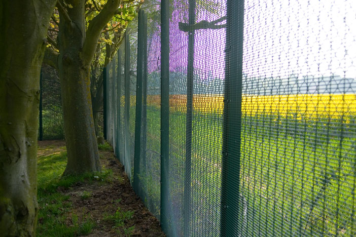Welded Mesh Panel Fencing from Meopham Fencing