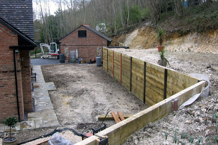 Domestic Fencing from Meopham Fencing