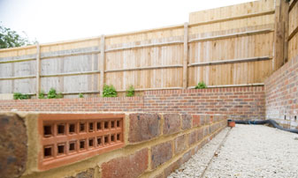 Supply Only Close Board Fencing in Kent