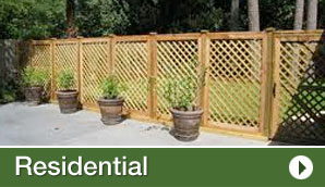 Residential Fencing in Kent