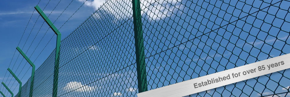 Commercial and Industrial Fencing from Meopham Fencing in Kent